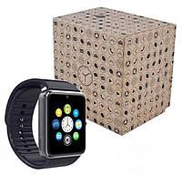 Умные часы Smart Watch GT08 Black, фото 1