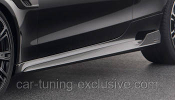BRABUS door sills cover for Mercedes C-class W205