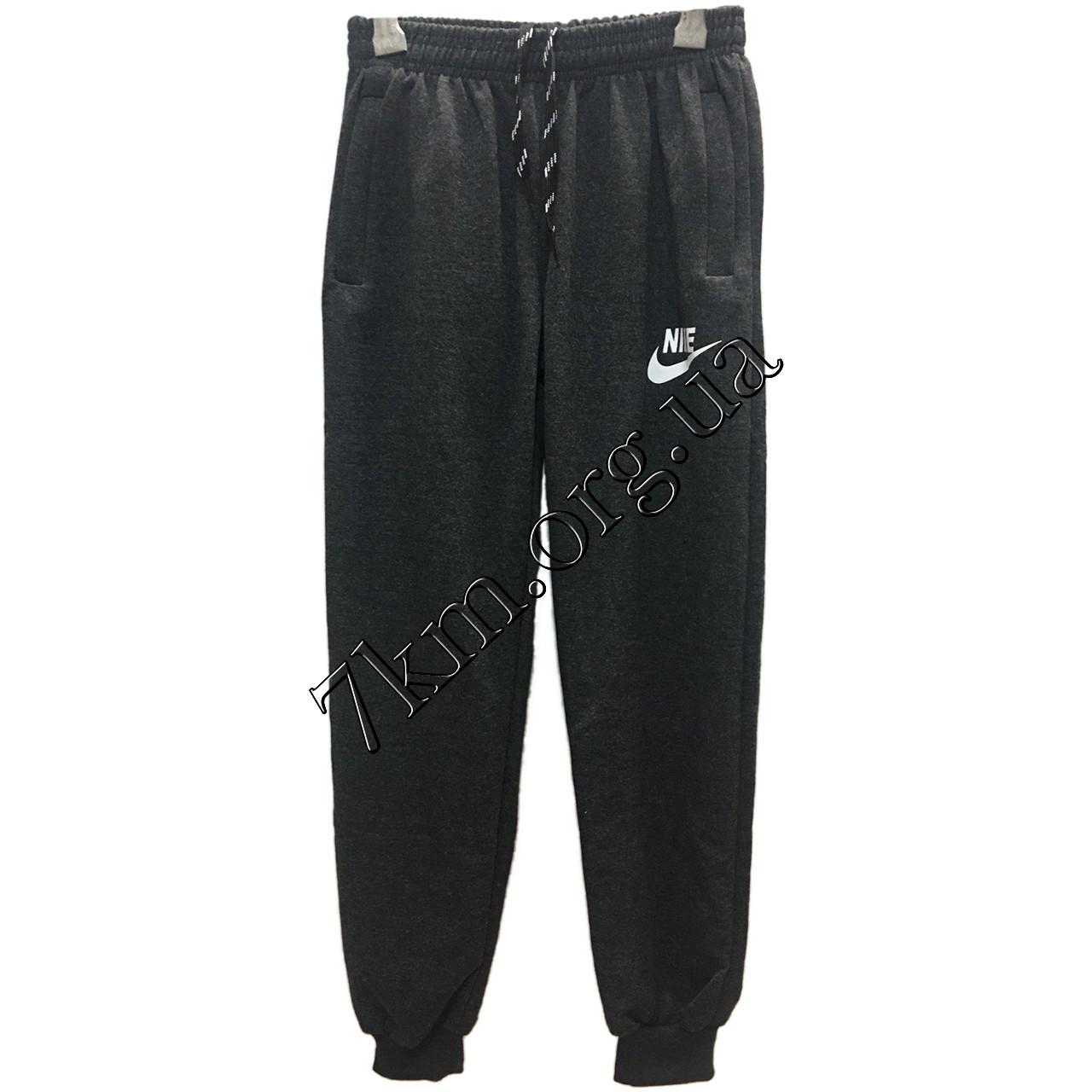 """Спортивные штаны для мальчиков """"реплика NIKE"""" 6-12 лет Оптом 030309-1"""