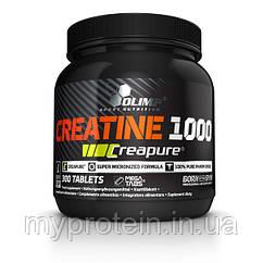 OLIMP Креатин в таблетках Creatine 1000 (300 tabs)