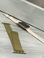 Ремешок для Apple Watch Milanese Loop 38mm Gold