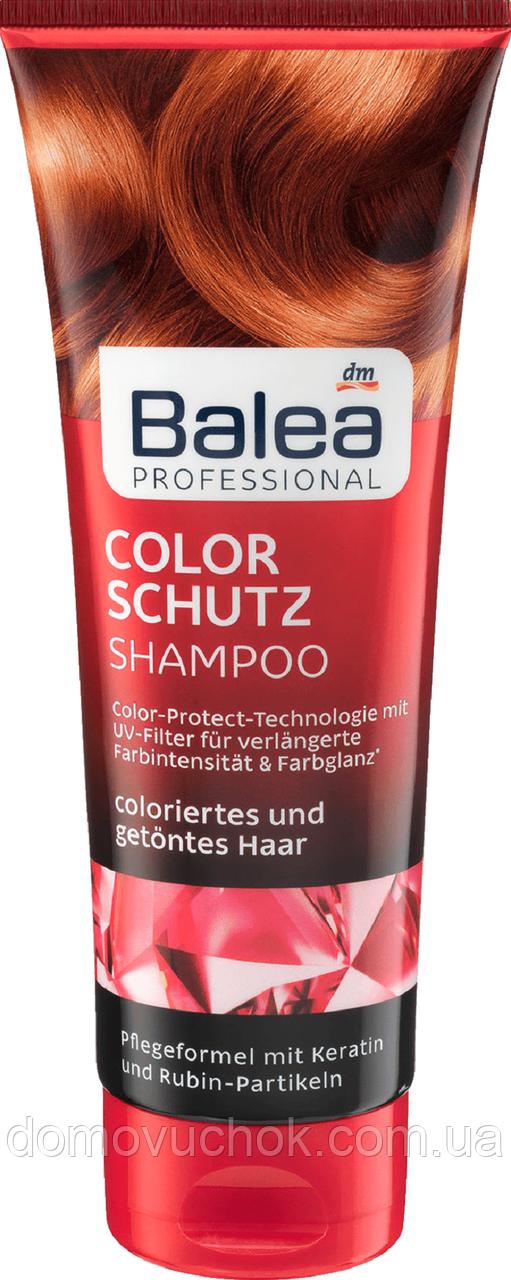 Професійний шампунь для фарбованого волосся Balea  PROFESSIONAL Color schutz 250мл