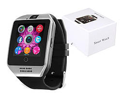 Умные часы Smart Watch Q18 Silver