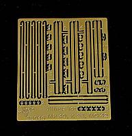 Набор ремней к К 98. МГ 42, МП 40. Фотоотравленные детали. 1/35 VMODELS 35045