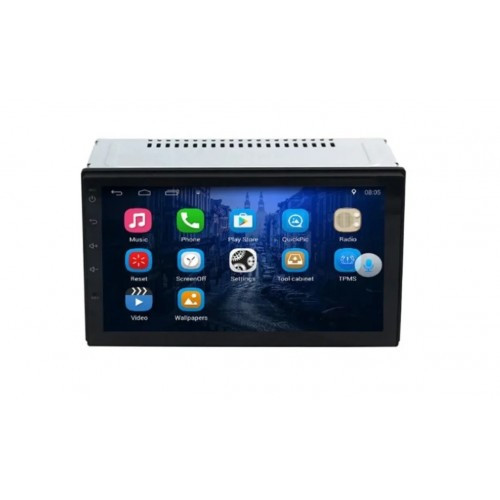 "Автомагнитола 2Din 7"" Univesal Android Long (Ml)"
