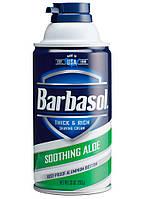 "Barbasol Пена для бритья ""Алоэ для сухой кожи"" 283 г"