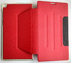 """Чохол-книжка """"FOLIO COVER"""" LENOVO A7-30 Red, фото 3"""