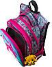 Ранец школьный ортопедический для девочек Winner One R1-003 Виннер рюкзаки, фото 3