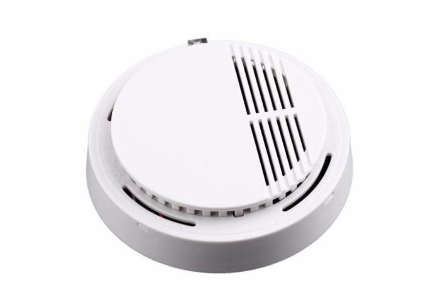Автономная пожарная сигнализация (датчик дыма) Kerui с сиреной
