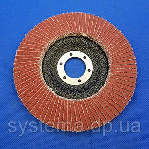 Пелюстковий круг 969F 125х22 мм, Р60, конічний - 3M 51469 CUBITRON II, фото 2