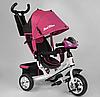 Детский трехколесный велосипед Best Trike 6588-22-815 розовый