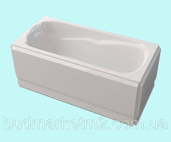 """Ванна акриловая REDOKSS SAN """"Rimini"""" (130х75) белая"""