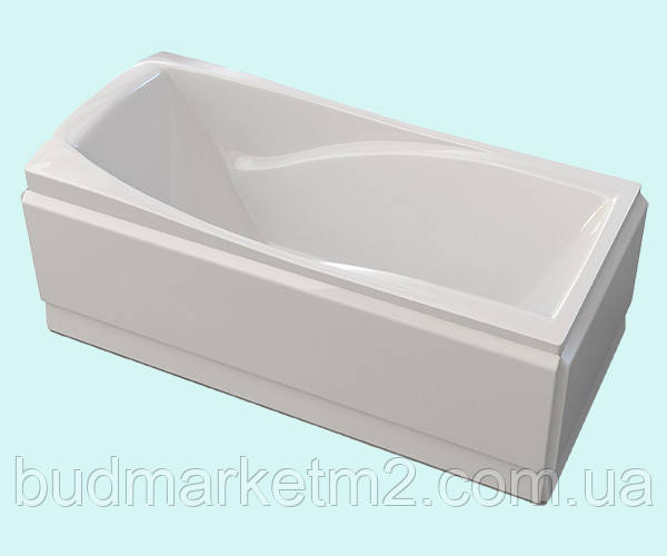 "Ванна акриловая REDOKSS SAN ""Bolzano"" (190х90) белая"