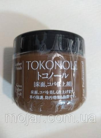 Засіб для  урізу шкіри Seiwa Tokonole 120 г коричневий