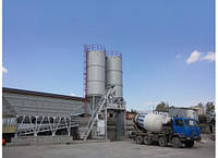 Мобильный бетонный завод «ГРАНИТ-60 D»