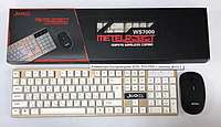 Геймерская клавиатура и мышка Jedel WS7000