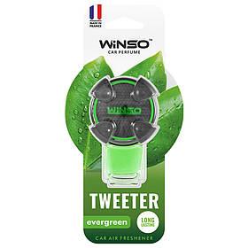 Ароматизатор Tweeter evergreen (вечнозеленый) Winso (530880)