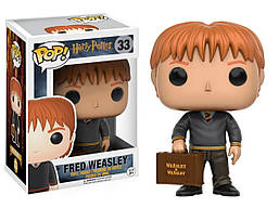 Фигурка Funko Pop Фанко Поп Фред Уизли Гарри Поттер Harry Potter Fred Weasley 10 см HP F 33