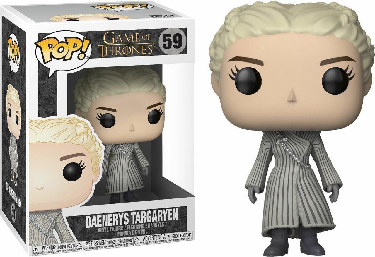Фигурка Funko Pop Game of Thrones Daenerys Targaryen Игра престолов Дейнерис Таргариен GT D 59