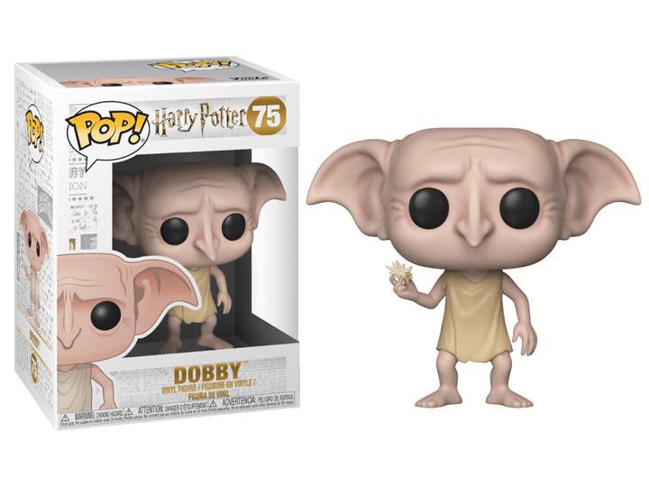 Фигурка Funko Pop Фанко ПопДобби Гарри Поттер Harry Potter Dobby 10 см HP75