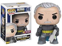 Фигурка Funko Pop BatmanArmored Batman Бэтмен Бронированный Бэтмен DC AB113