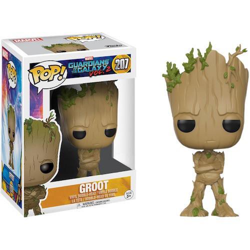 Фигурка Funko Pop Guardians of the Galaxy Groot Стражи Галактики Грут Тинейджер G207