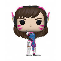 Фигурка Funko Pop Overwatch D.va Овервотч Дива O D.VA491, фото 1