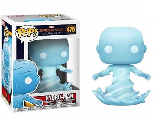 Фигурка Funko Pop Фанко Поп Человек Паук Spider-ManГидромен Hydro Man  SМ HM475