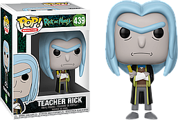 Фигурка Funko Pop Rick and Morty Tiny Rick Рик и Морти Teacher Rick Multi Учитель Рик RM R439
