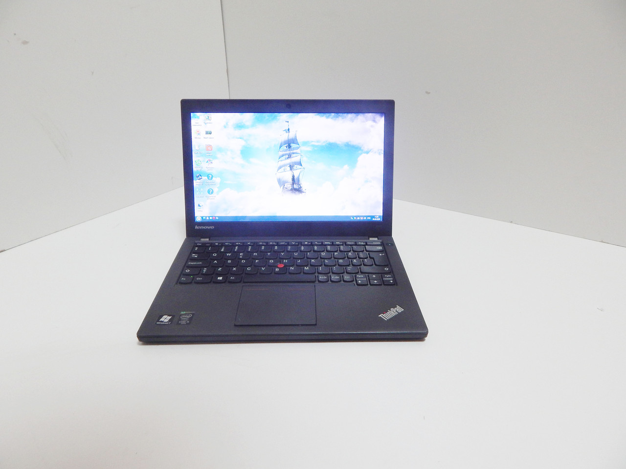 "Ноутбук Lenovo ThinkPad X240 12,5"" LED  i5-4200U 2,9 Ghz 12,5""/4/128 SSD/WEBCAM/1366x768 intel HD 4400"