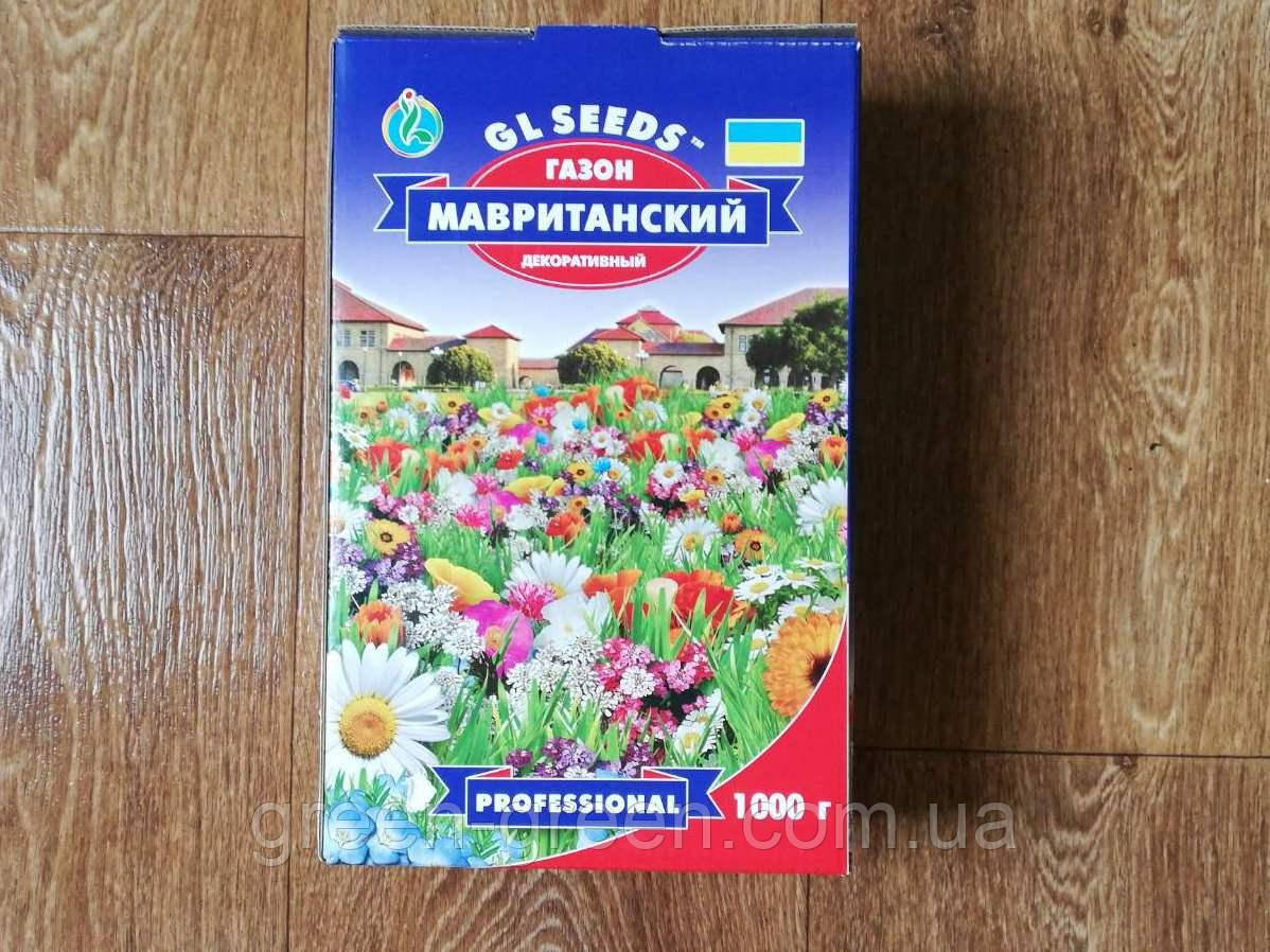 Газонная трава Мавританская , 1 кг