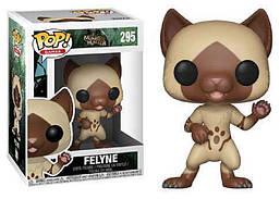 Фигурка Funko Pop Фанко Поп Охотник на монстров Фалуне Monster Hunters Felyne 10 см Game MH F 295