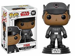 Фигурка Funko Pop Фанко Поп Звёздные войны последний джедайФинн Star Wars Finn 10 см SW F 191
