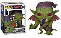 Фигурка Funko Pop Фанко Поп Человек Паук Зелёный Гоблин Spider Man Green Goblin10 cм SM GG 408, фото 1