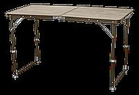 Стол складной для пикника TE 017 MА 1200*600*700 мм (Time Eco TM)