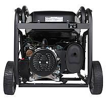 Бензиновый генератор Hyundai HHY 9050FE, фото 3