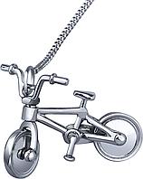 """Ионизатор из серебра """"Велосипед"""""""