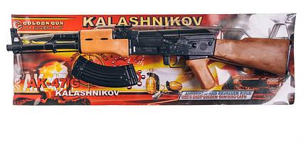 Детский автомат АК47  на пистонах 246