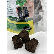 Root!t Органический спонж для проращивания и клонов, фото 3