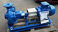 Насос центробежный канализационный консольный сухой установки ANDRITZ RITZ серии SD 65-200.Z/E+15/2