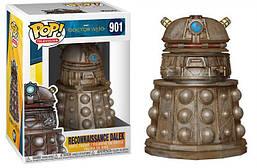 Фигурка Funko Pop Фанко Поп Доктор Кто Далек Doctor Who Reconnaissance Dalek 10 см DW RD 901