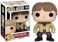 Фигурка Funko Pop Фанко Поп Звёздные войны Люк Скайуокер Star Wars Luke Skywalker 10 см Movies SW LS 90