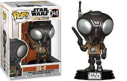Фигурка Funko Pop Фанко Поп Q9-ZeroStar Wars MandalorianЗвёздные войныМандалорец Дроид Q9-Zero SW GK349