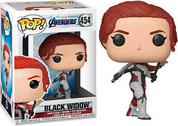 Фигурка Funko Pop Фанко Поп Мстители Финал Чёрная вдова Avengers Endgame Black Widow 10 см A BW 454