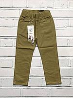 Катоновые брюки для мальчиков. 1- 4 года.