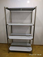 Стеллаж кухонный 4 полки 900х600х1800 - 3.234 грн.