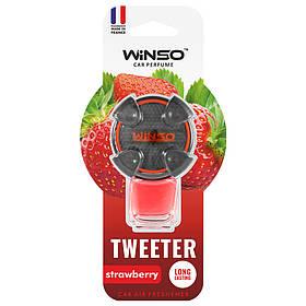Ароматизатор Tweeter strawberry (клубника) Winso (530830)
