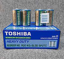 Батарейки Toshiba R20