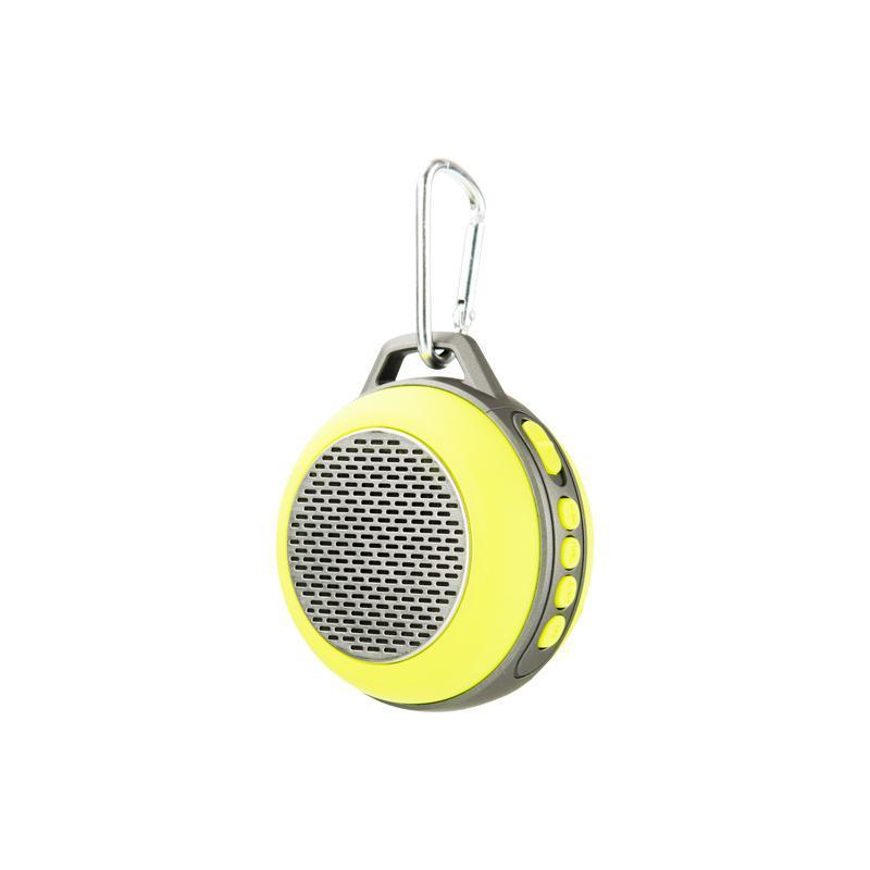 Bluetooth колонка Optima MK-4 Yellow