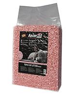 Cоевый наполнитель AnimAll Tofu 2.6 кг Тофу с ароматом персика комкующийся